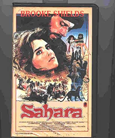 Sahara un film de Mclaglen Andrew avec brooke shields - lambert wilson