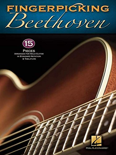 Fingerpicking beethoven guitare (Solo Guitar)