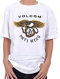 Volcom Antihero Kids Tee Black