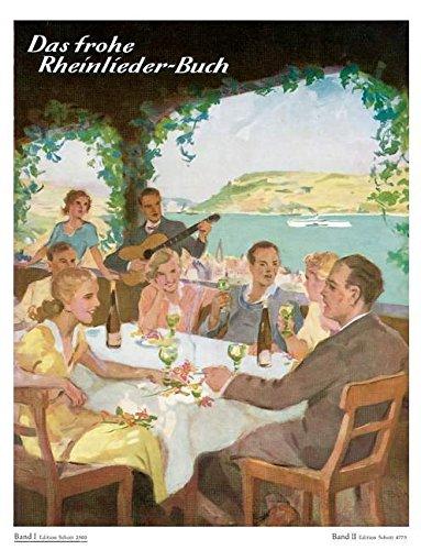 Frohe Rheinlieder Buch 1 Chant