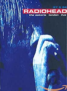 Live At The Astoria 27/5/94 [DVD] [2005]
