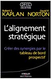L'alignement stratégique - Créer des synergies par le tableau de bord prospectif