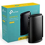 TP-Link N300 DOCSIS 3.0 (8x4) Wireless Wi-Fi Cable Modem Router, Certified for Comcast