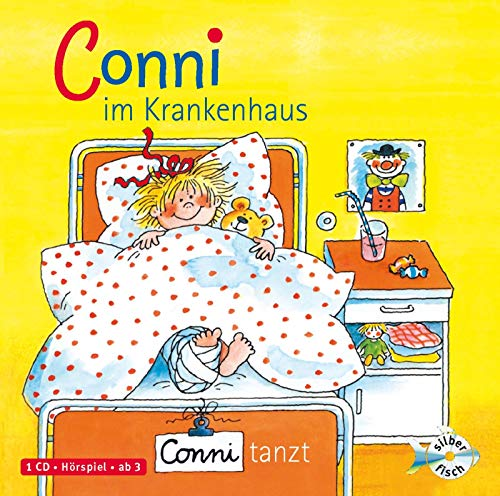 Conni im Krankenhaus / Conni tanzt, 1 Audio-CD (Meine Freundin Conni - ab 3)