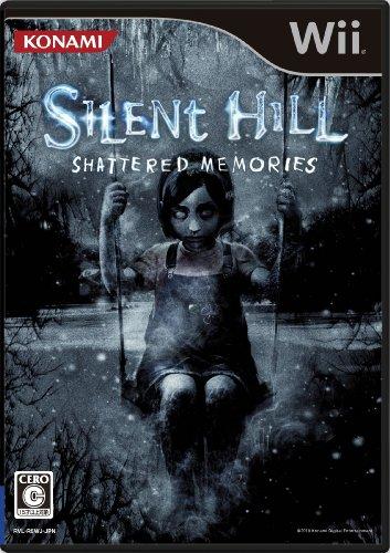 Silent Hill Shattered memories Wii (Importación japonesa)