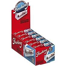 12 liadoras metacrilato para cigarrillos Smoking liadora ,para papel corto, Rolling Machine 70 mm para liar corta 1 Box