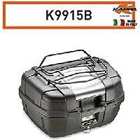 k9915b portapacchino KGR52Garda portapacchino métallique (Noir)