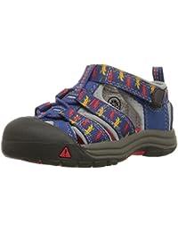 Sandalias y chanclas para ni�o, color Azul , marca KEEN, modelo Sandalias Y Chanclas Para Ni�o KEEN NEWPORT H2 Azul