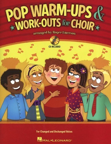Roger Emerson: Pop Warm-Ups & Work-Outs for Choir (2011-08-11) - Ups Emerson