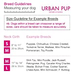"UrbanPup Pink Hearts Bandana (Small - Dog Neck Circumference, adjusts: 8"" to 11"" / 20cm to 28cm) 8"
