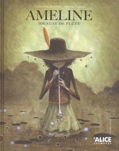 Ameline : joueuse de flûte
