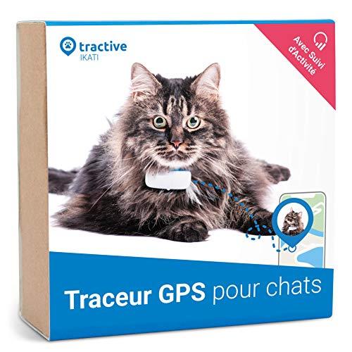 Tractive IKATI 2019 nouveau traceur GPS chat pour tout...