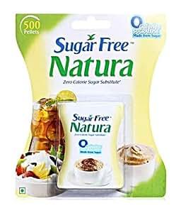 Sugar Free Natura Pellets - 500 Pellets