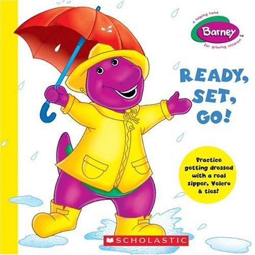 Barney: Ready, Set, Go! by Quinlan B. Lee (2005-02-01)