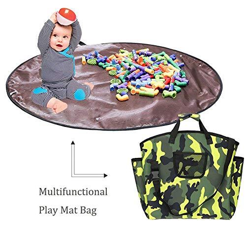 Eternitry Multifunktionale Kinder Spielzeug Aufbewahrungstasche, Kann Als