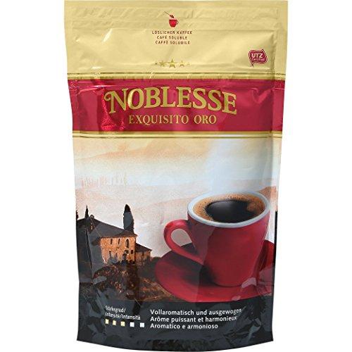 Kaffee löslich 'Noblesse Oro Beutel'
