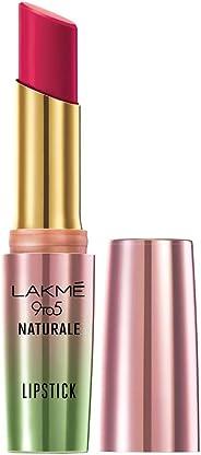Lakme 9to5 Naturale Matte Lipstick, Blush Pink, 3.6 g