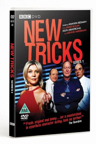 New Tricks - Series 1 [3 DVDs] [UK Import] (Tricks 3 New Season)