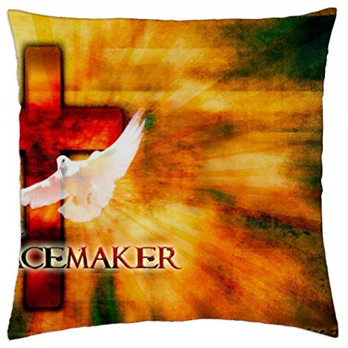 The Holy Spirit - Couvre-lit Taie d'oreiller Coque (40,6 x 40,6 cm)
