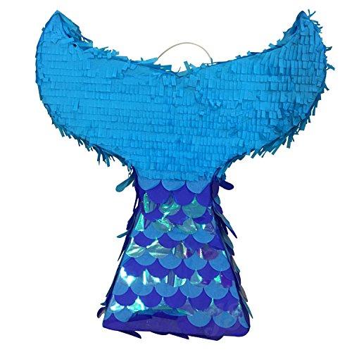 a ''Meerjungfrau Flosse'' | Partydekoration | Erwachsene | Geburtstag | Junggesellinnenabschied | Geschenkidee für Mädchen | Meerjungfrau | Kindergeburtstag | Party Zubehör ()