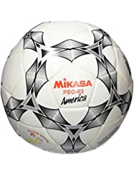 Mikasa Hallenfußball, weiß/Schwarz, 64 cm, FSC-62M FCF