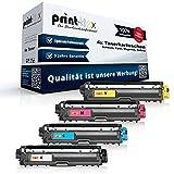 4x kompatible XXL Tonerkartuschen für Brother DCP9017CDW DCP9022CDW DCP 9017 CDW DCP 9022 CDW TN242 TN246 Black Cyan Magenta Yellow - Sparset 4er Pack - Color Pro Serie