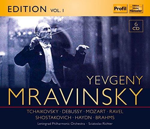 Ievgueni Mravinski Édition Vol.1