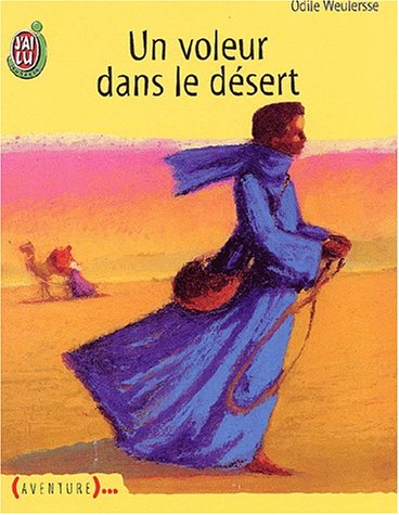 Un voleur dans le désert par Odile Weulersse