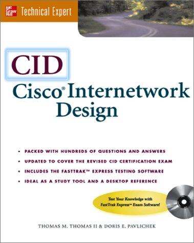 CID: Cisco Internetwork Design (McGraw-Hill Technical Expert) por Tom Thomas
