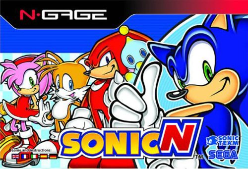 Price comparison product image Sonic N (N-Gage)
