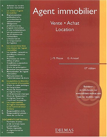 L'Agent immobilier : Vente - Achat - Location