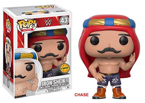 Funko Pop! WWE Iron Sheik # 43 Vinyl Figure Chase