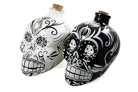 Bar Amigos® DOUBLE PACK Black & White Noir blanc -