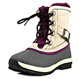 Best Bearpaw Ankle Boots - Bearpaw Women's Nelly Gray Ii Ankle-High Leather Boot Review