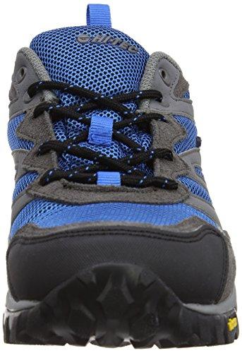 Hi-Tec V-Lite Sphike Lo Wp Herren Wanderschuhe Blau (Blue/Charcoal)