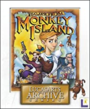 Lucas Classic Line: Escape from Monkey Island (PC CD)