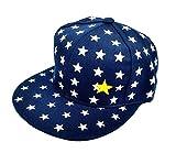 #2: Trendy Stars Stripes Brimmed Baseball Adjustable Hip Hop Cap for Kids