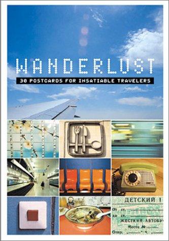 Wanderlust: 30 Postcards for Insatiable Travelers par Troy Litten