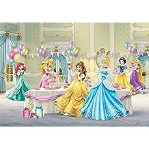 AG Design FTD 2224 Fototapeten Bildtapete de pared-de tela fotomurales Prinzessin de princesas Disney