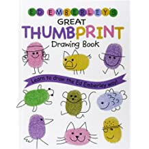 Ed Emberley's Great Thumbprint Drawing Book by Ed Emberley (2005-06-22)