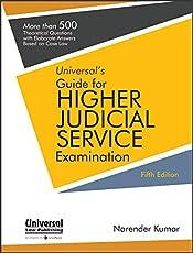Guide for Higher Judicial Service Examination
