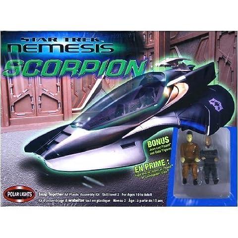 Polar Lights Star Trek Nemesis Scorpion Model Kit by Star Trek: The Next Generation
