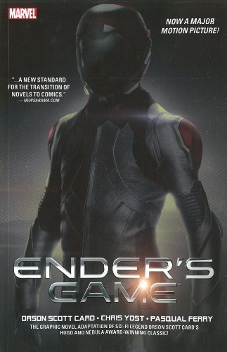 Ender's Game Graphic Novel by Yost, Chris, Card, Orson Scott (2013) Paperback