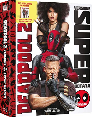 Deadpool 2 - Booklet Edition (2 Blu-Ray+Booklet Inglese) (1 BLU-RAY)