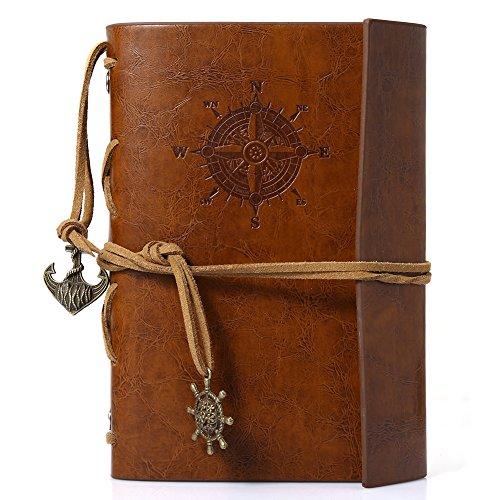Cuaderno retro del estilo