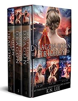Dragon-Born: The Dragon-Born Saga Books 1-3, Half-Blood ...