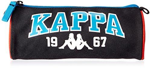 Seven kappa 308021612-899 portapenne per scuola, poliestere, multicolore