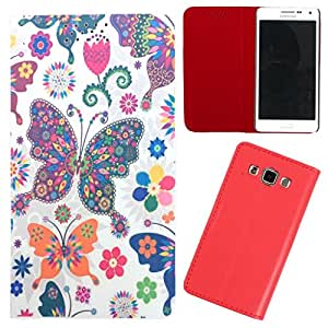 DooDa - For HTC Desire 600 PU Leather Designer Fashionable Fancy Flip Case Cover Pouch With Smooth Inner Velvet