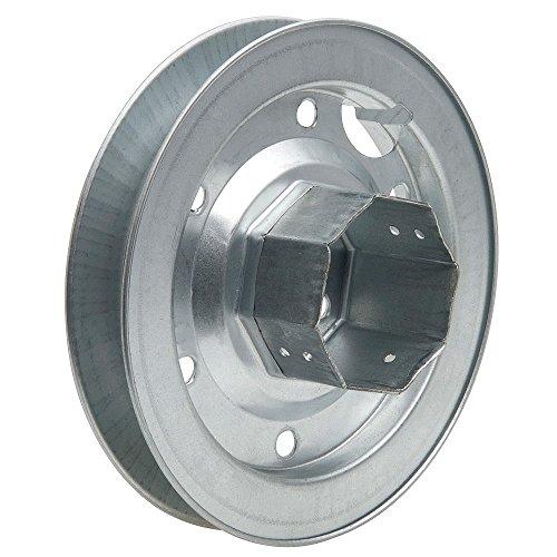 Wolfpack 5250125 - Disco Persiana Metalico. Espiga Metalica. 180x60 mm. Cinta 18/22 mm.
