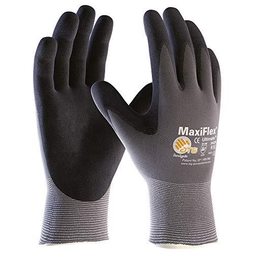 ATG Nylon-MontagehandschuhMaxiFlex® Ultimate Gr. 10 12 Paar